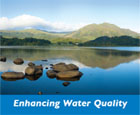 Enhancing water quality
